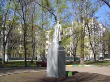 Дангауэровка - типичный жилой район советского времени